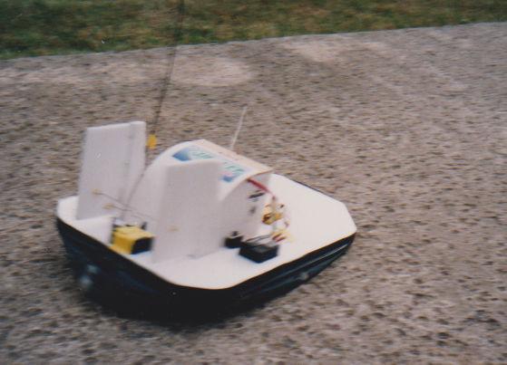 DIY : Arduino + impression 3D + aéroglisseur Aero310