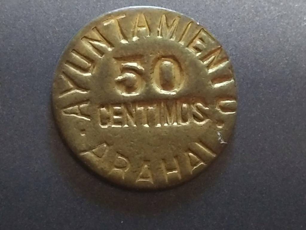 50 céntimos Arahal. Guerra Civil Img_2037
