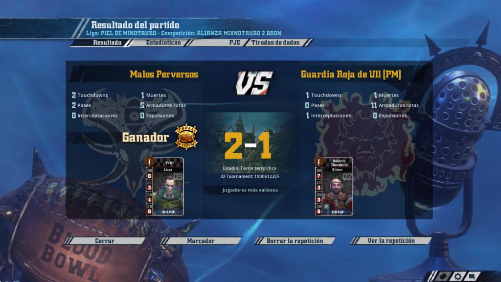 Liga Alianza Mixnotauro 2 - División Cuerno de Bronce / Jornada 4 - hasta el domingo 16 de junio Blood_14