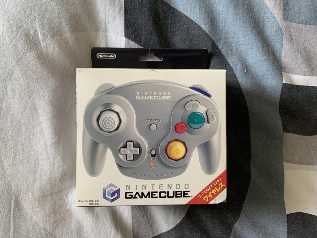 [Estim] Console Gamecube en boite et accessoires 17d37b10
