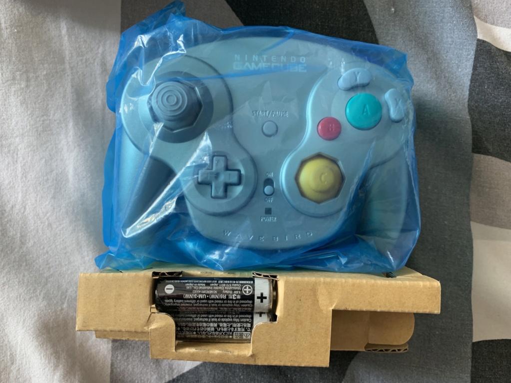 [Estim] Console Gamecube en boite et accessoires 1e59e910