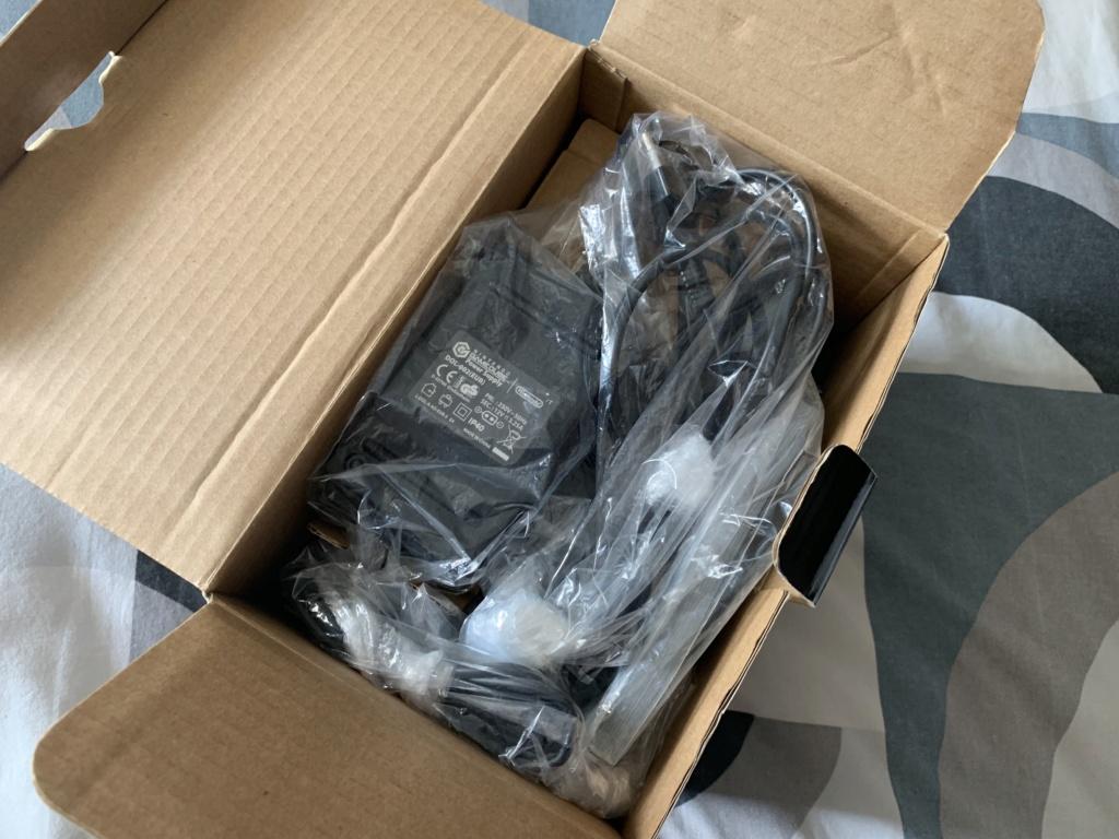 [Estim] Console Gamecube en boite et accessoires 4ba50210