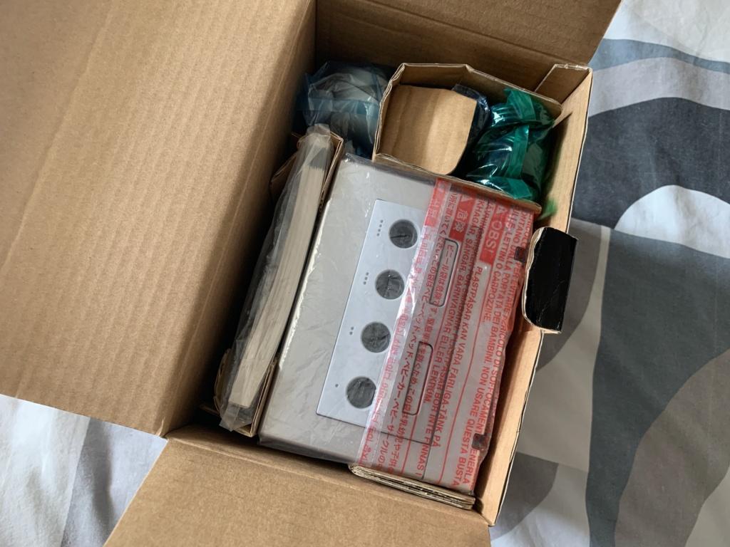 [Estim] Console Gamecube en boite et accessoires 98a2a010
