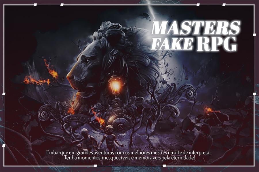 ⌇☇ Masters Fake RPG ☉