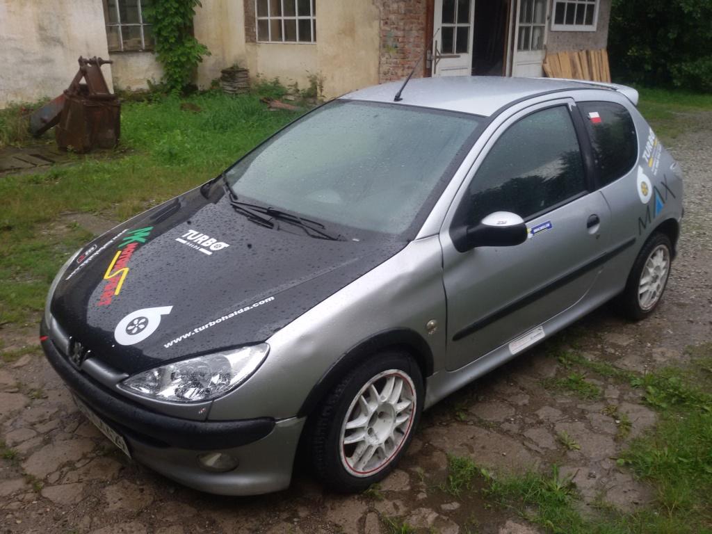 Présentation.   Peugeot 206 1.6 année 99 pour le sport amateur 20190810