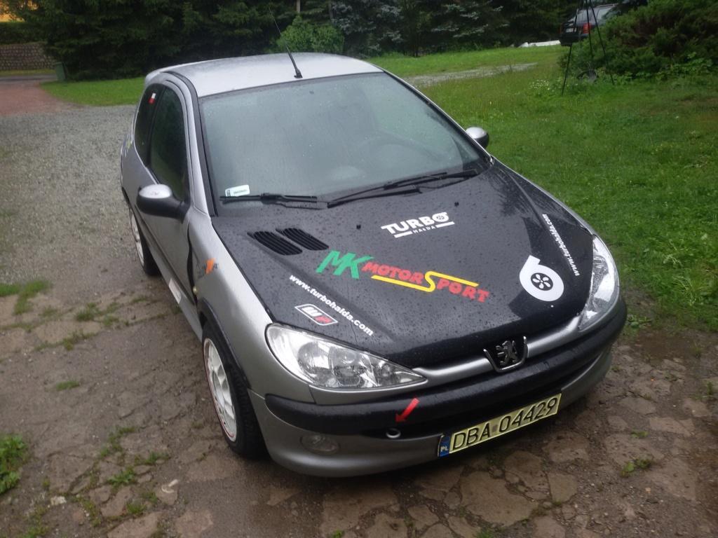 Présentation.   Peugeot 206 1.6 année 99 pour le sport amateur 20190811