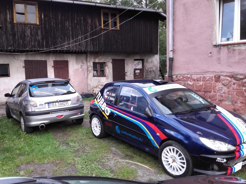 Présentation.   Peugeot 206 1.6 année 99 pour le sport amateur 20190912