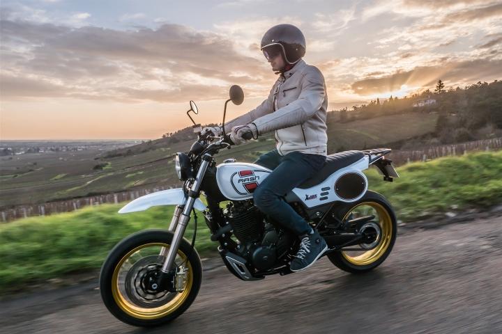 Ecos de la XT500: Mash X-Ride 650 Mash-x11