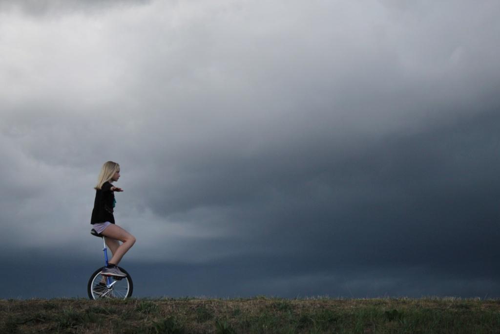 Путь велосипедиста 05497210