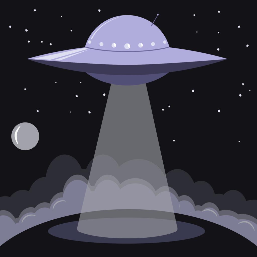 Путь инопланетянина / пришельца 1affd610