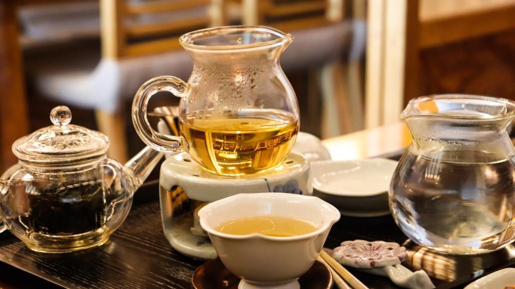 Путь титестера / чаевода / чайного дегустатора / чайного сомелье / чайного мастера 268f2c10