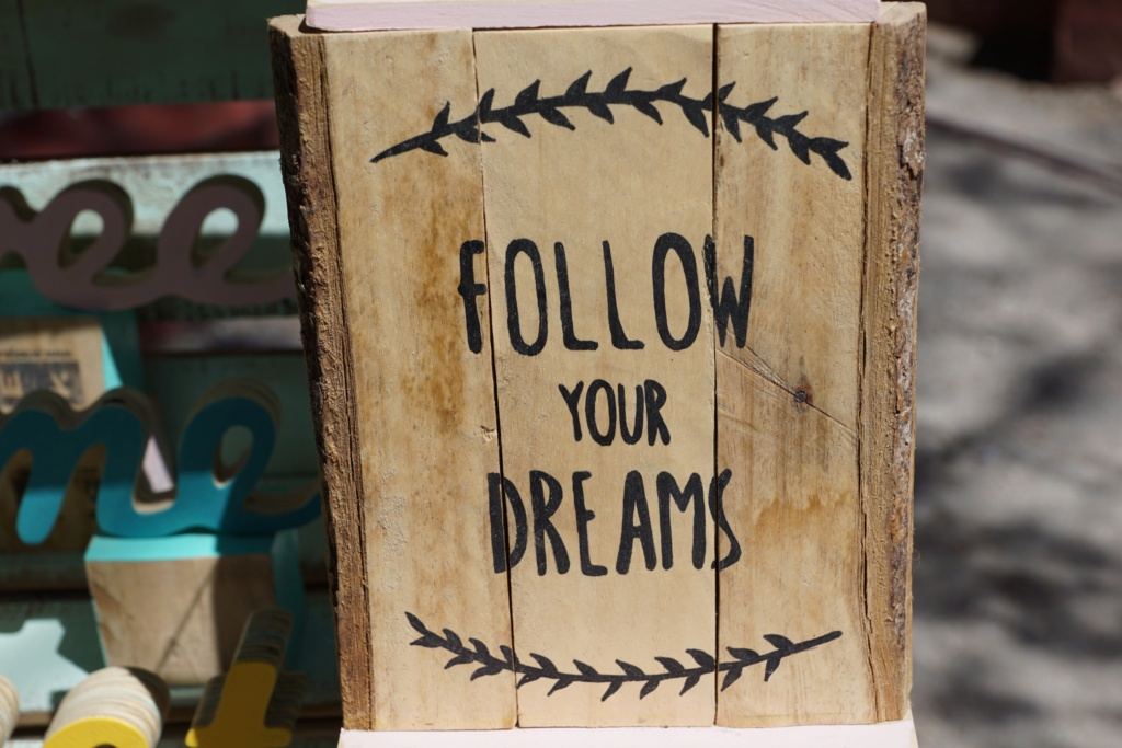 Путь к заветной мечте 6073f910