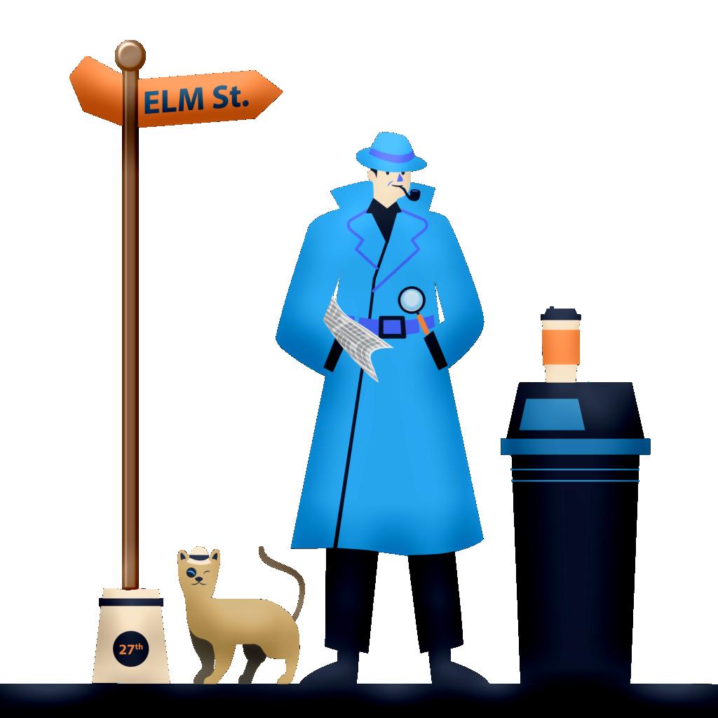 Путь детектива / сыщика / шпиона 618a8410