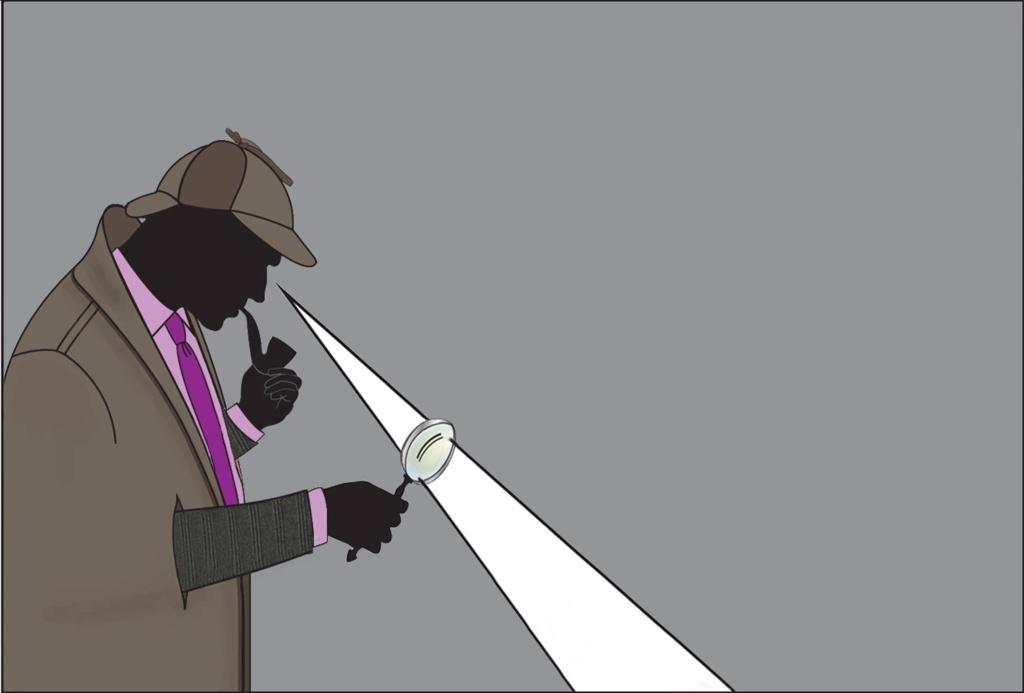 Путь детектива / сыщика / шпиона 72a67c10