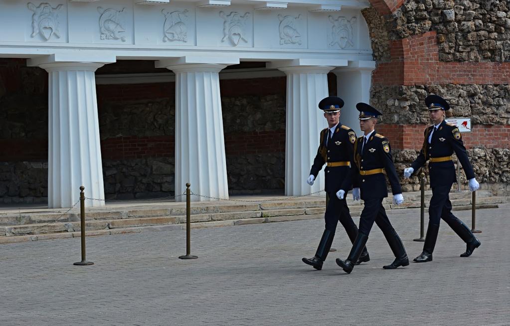 Боевой или военный путь / путь солдата B3633a10