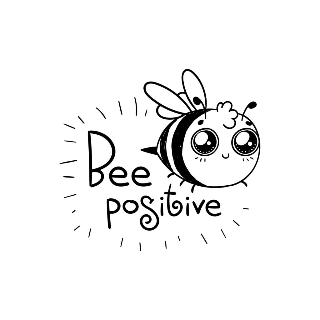 Жизненная мотивация (мышление на миллион) Bee-4310