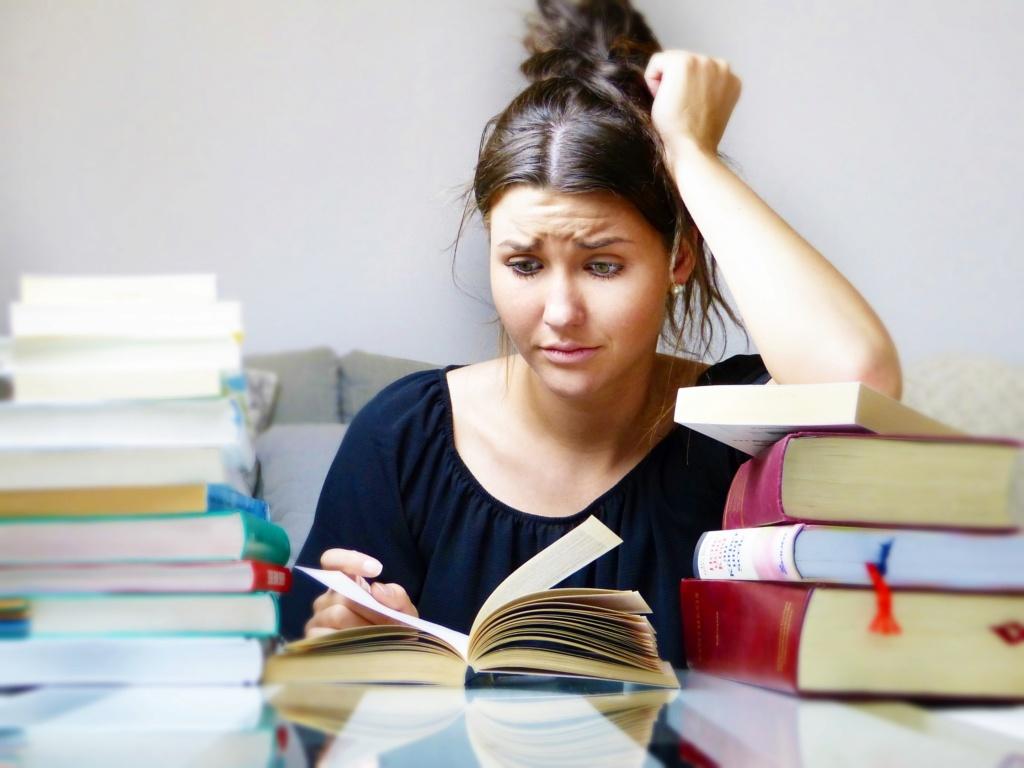 Причины выгорания и как не перегореть на работе Books-10