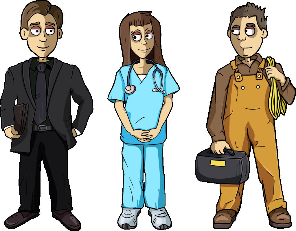Путь врача / доктора Busine11