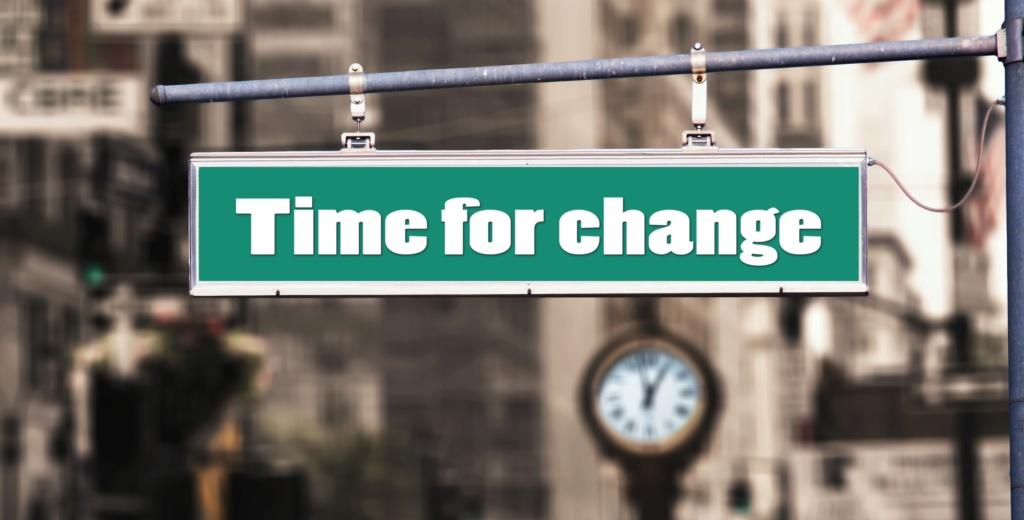 Удариться обо что-то Change10