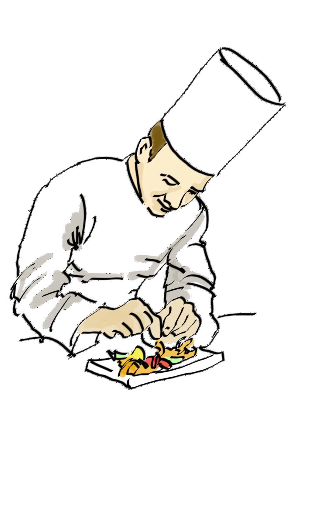 Путь гурмана / кондитера / пастамейкера / пиццамейкера / повара / сушиста Chef-510