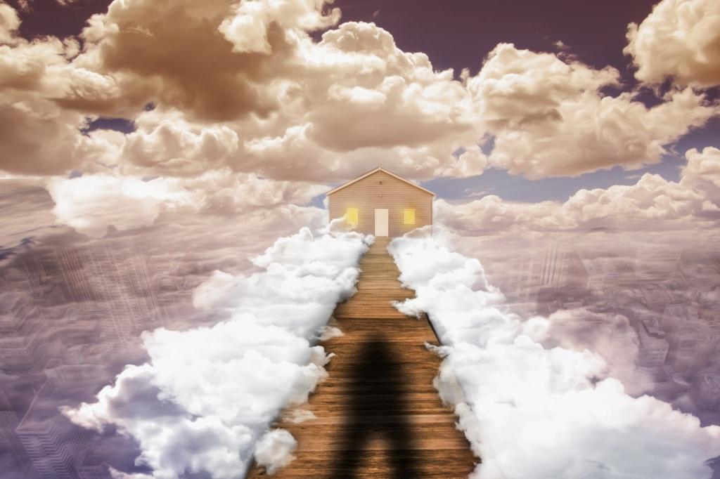 Жизненная мотивация (мышление на миллион) Clouds11