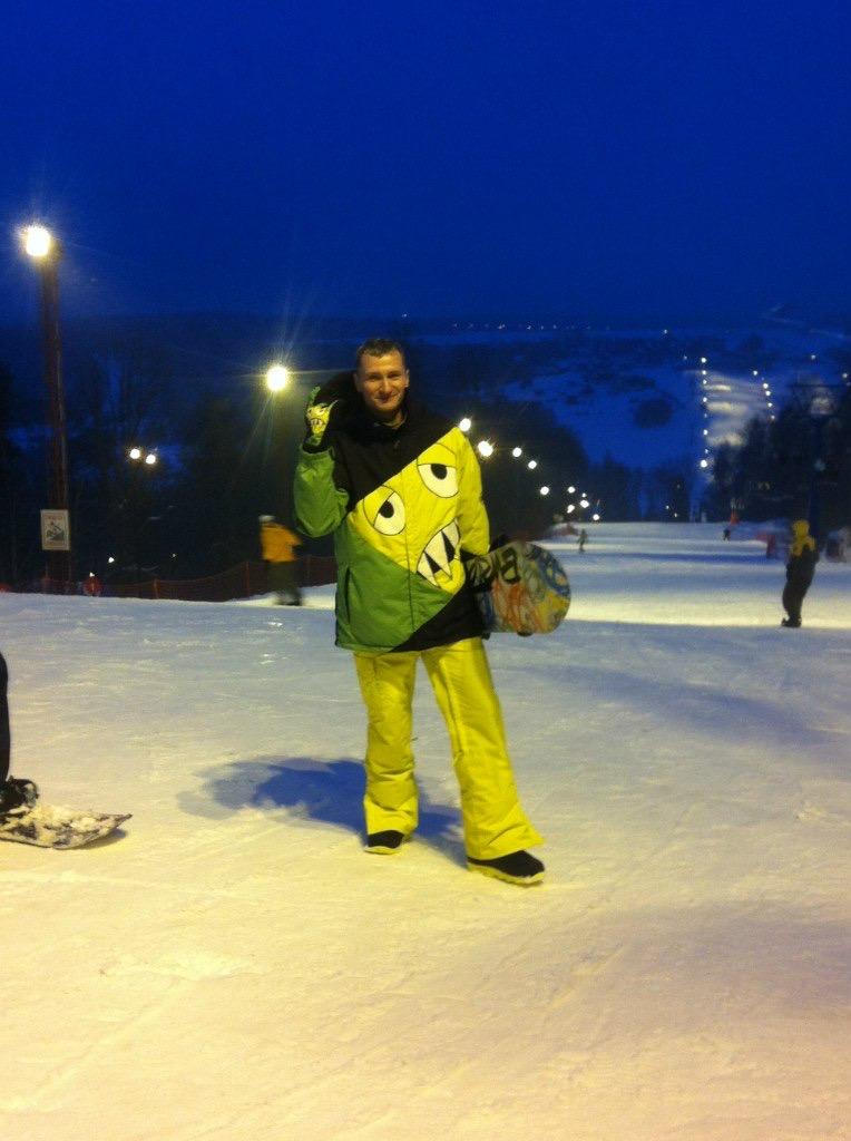 Путь горнолыжника / сноубордиста D2645010