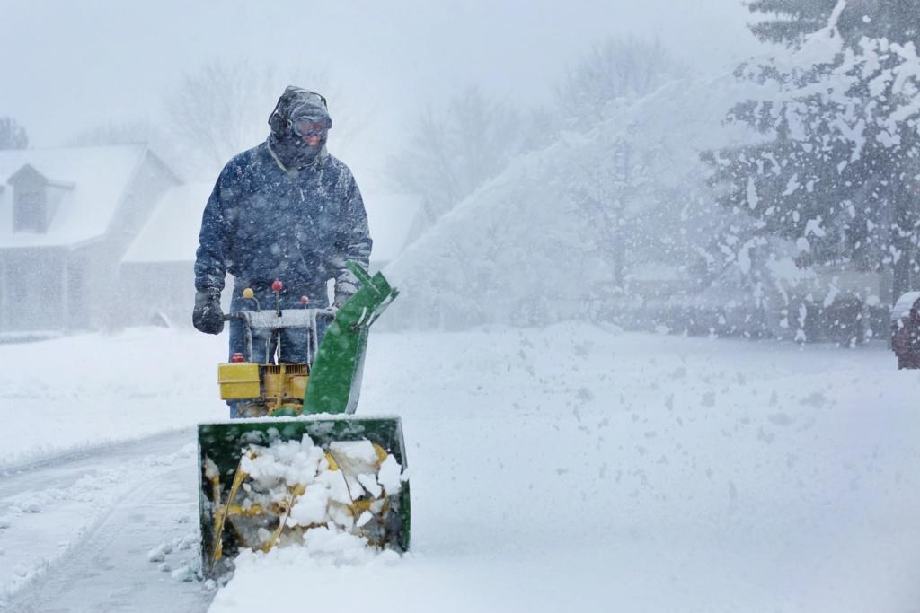 Снегоуборочные машины D9796c10