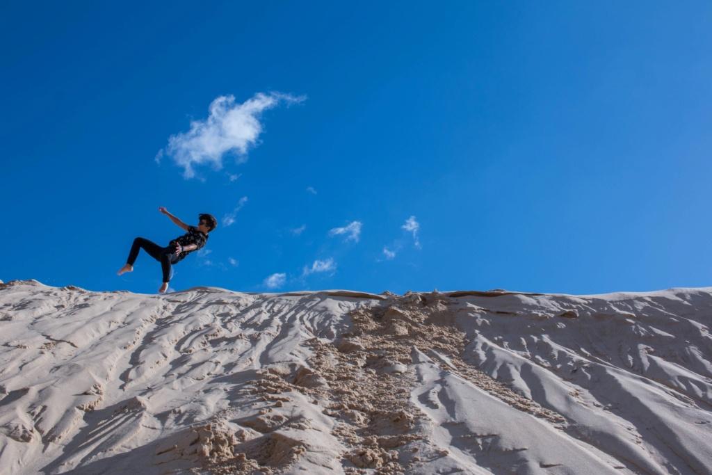 Путь каратиста Dunes-10