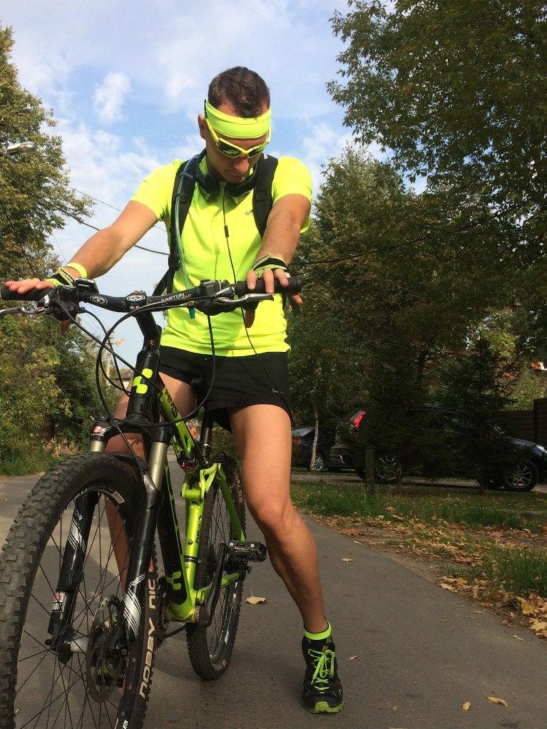 Путь велосипедиста Ezwzyp11