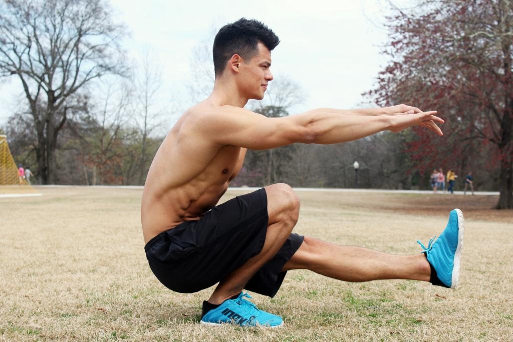 Упражнения для разминки Fitnes11