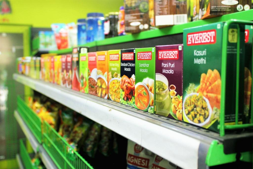 Популярные супер- и гипермаркеты Grocer10
