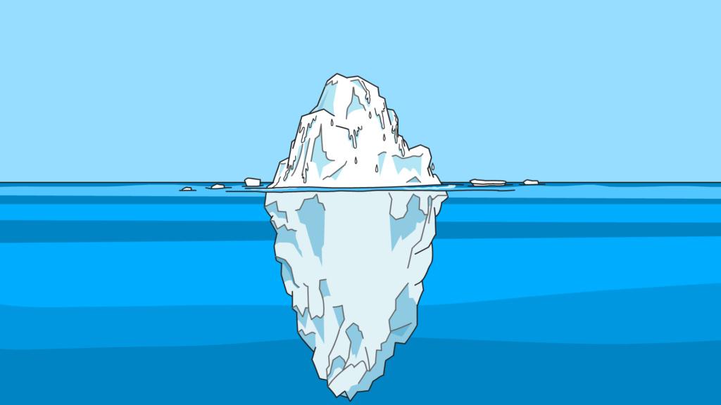 Жизненная мотивация (мышление на миллион) Iceber10