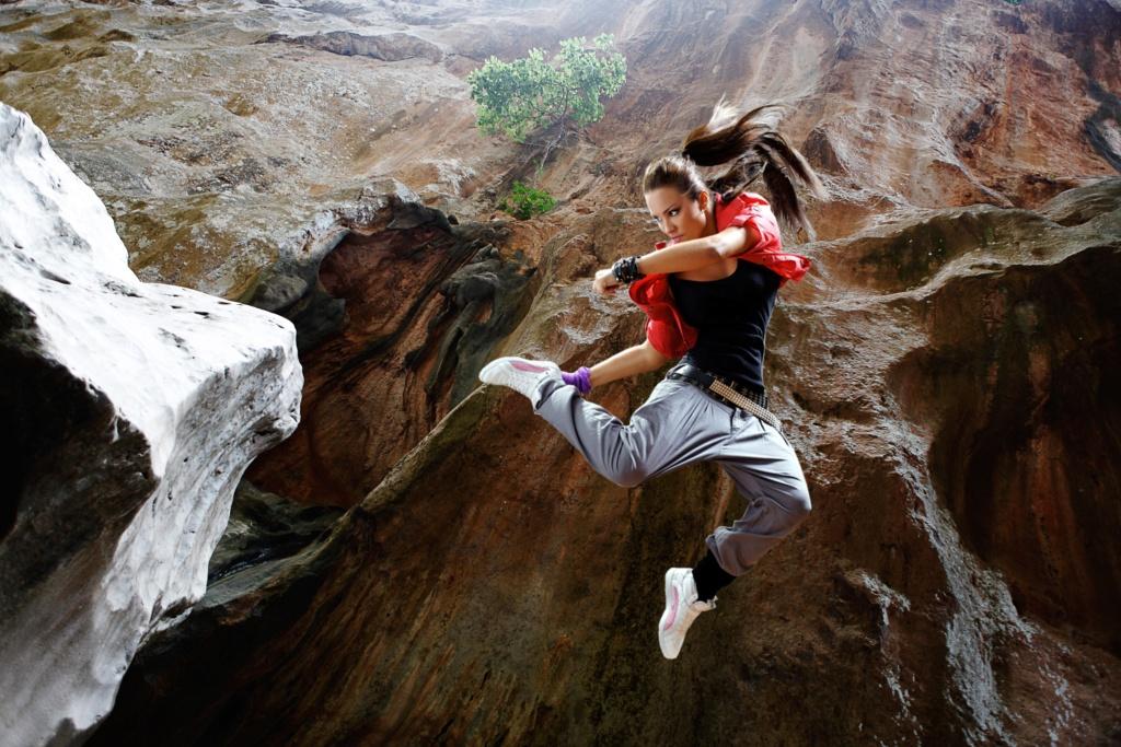 Жизненная мотивация (мышление на миллион) Jump-110