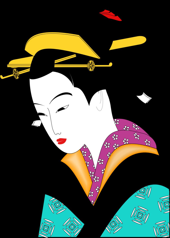 Путь гейши Kimono10