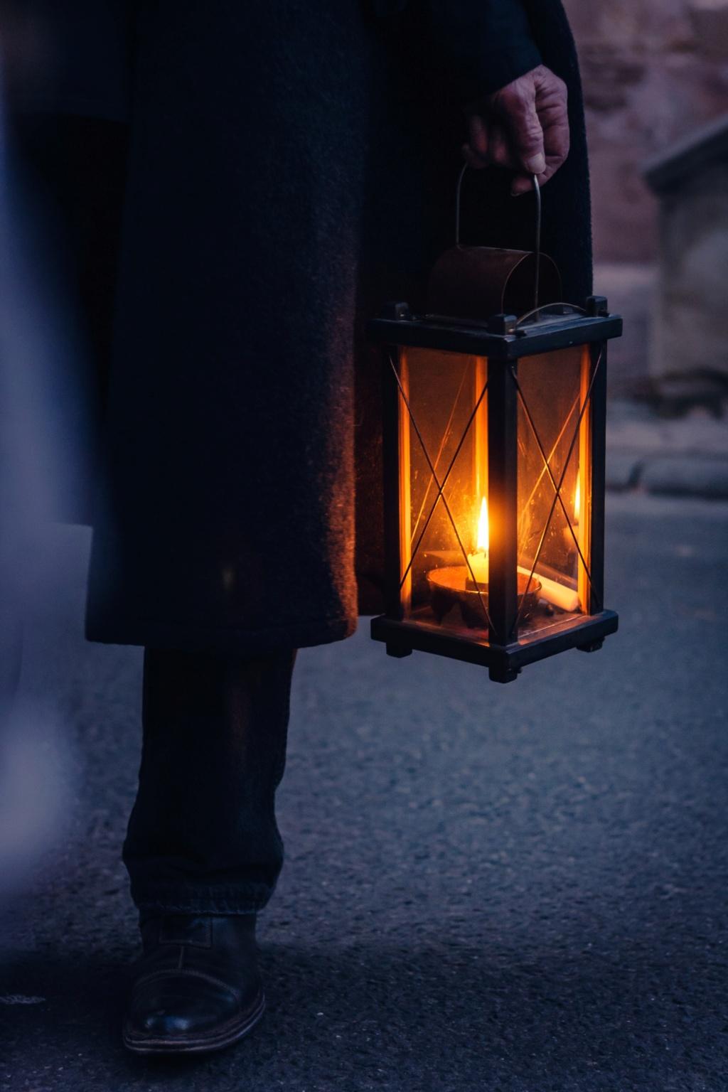 Путь сторожа / охранника / смотрителя Lamp-410