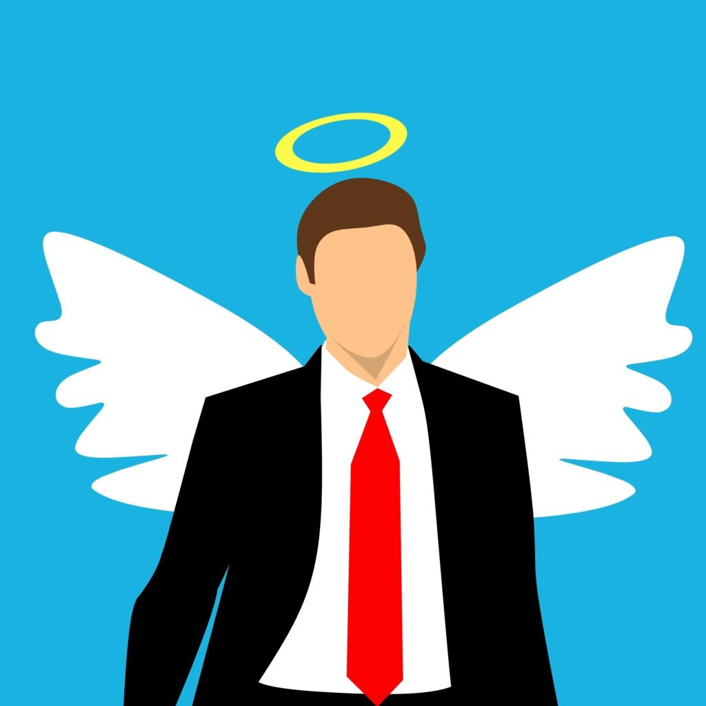 Путь бизнес-ангела Man-3010