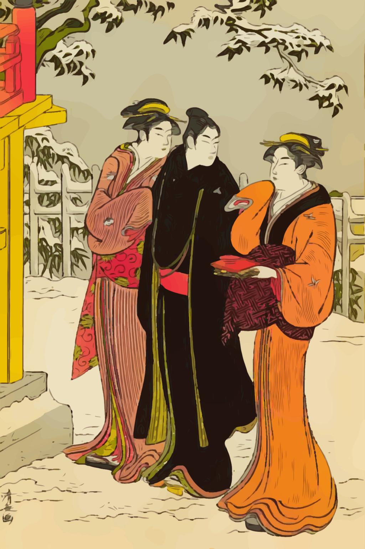 Путь гейши Man-5410