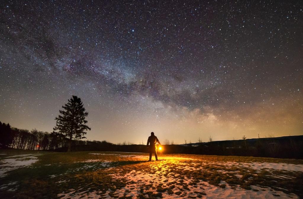 Звездный путь Milky-10