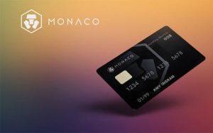 Криптовалютные карты Monaco10