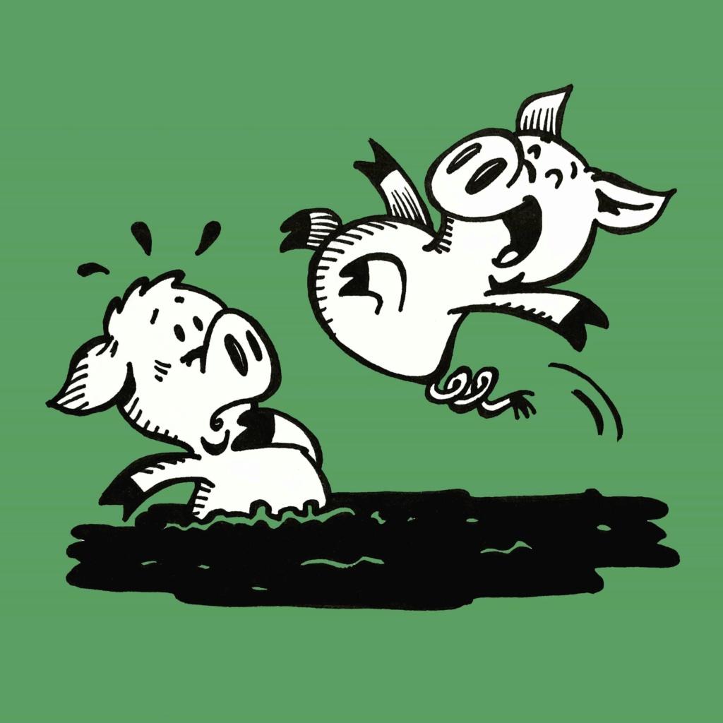 Жизненная мотивация (мышление на миллион) Pigs-310