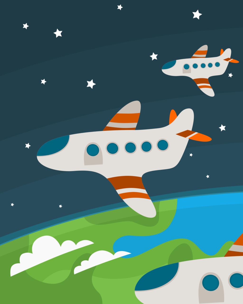 Праздники и знаменательные события Plane-10