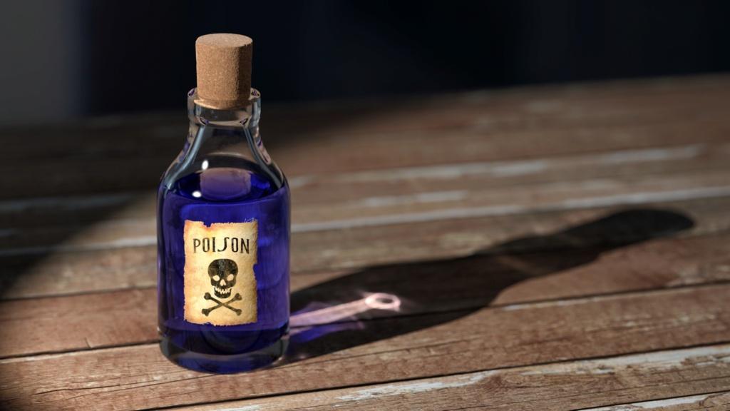 Жизненная мотивация (мышление на миллион) Poison10