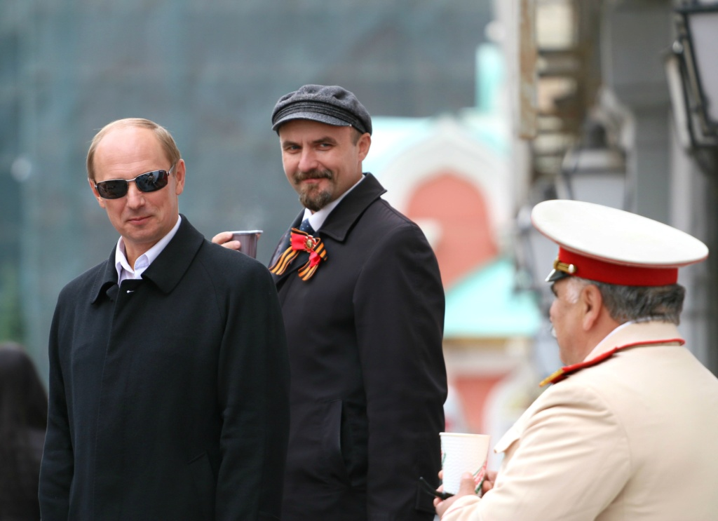 Путь Президента Putin-11