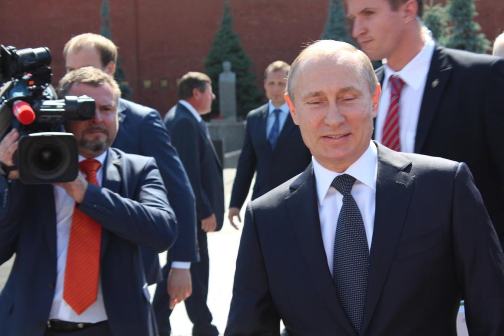 Путь Президента Putin-12