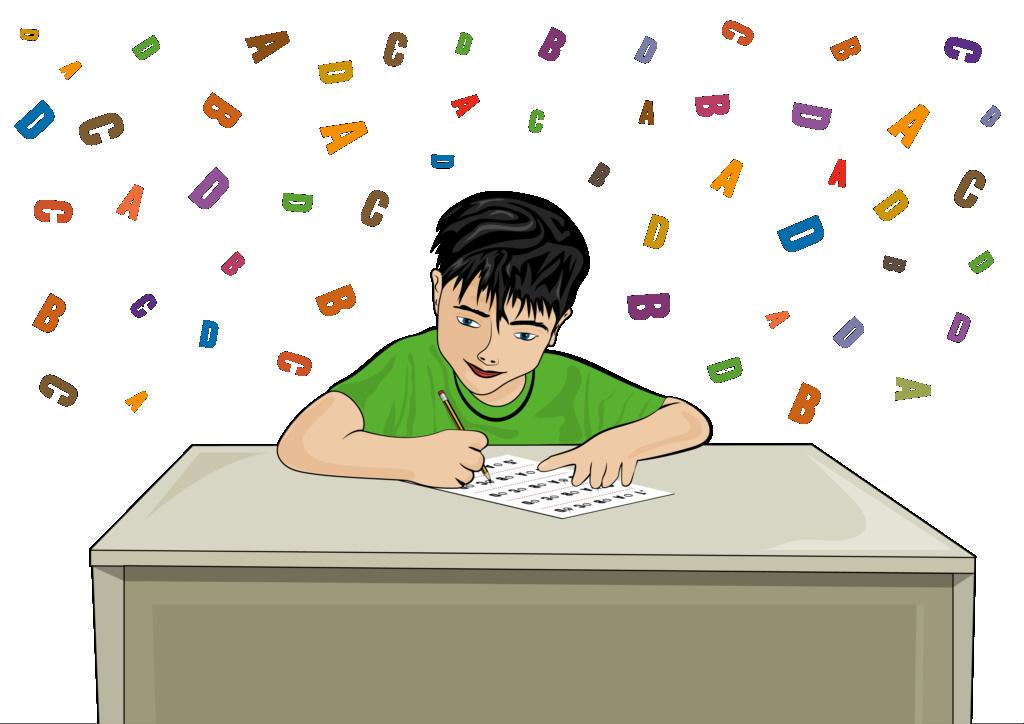 Путь школьника / ученика Quiz-510