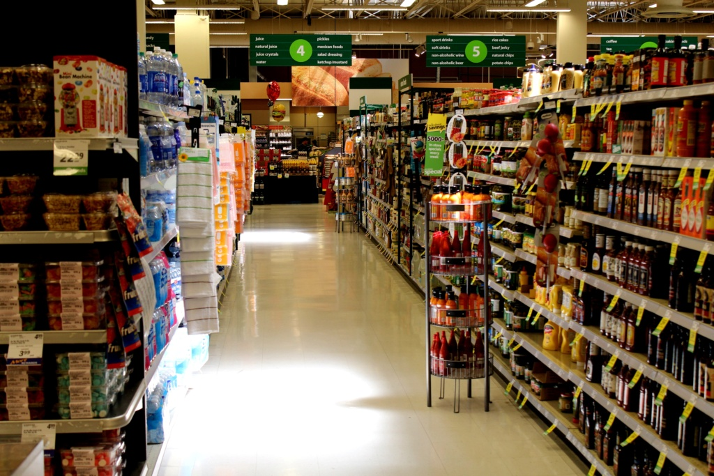 Популярные супер- и гипермаркеты Retail10