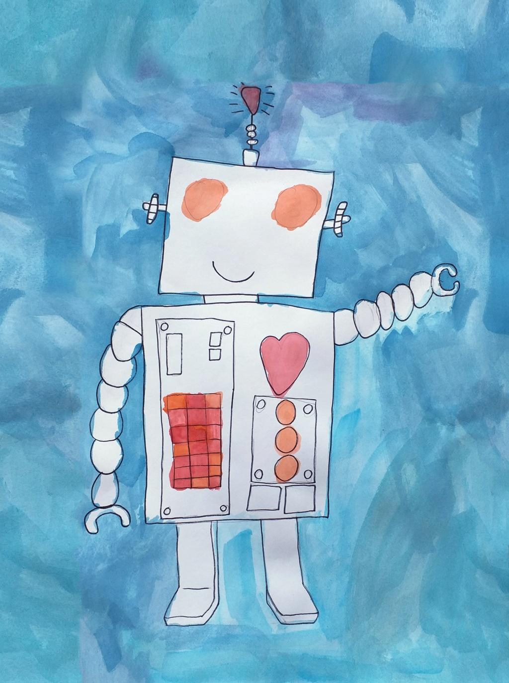 Путь учителя / репетитора Robot-12