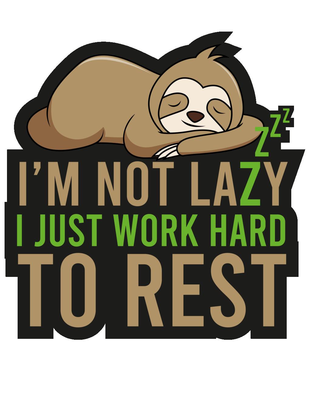 Жизненная мотивация (мышление на миллион) Sloth-12