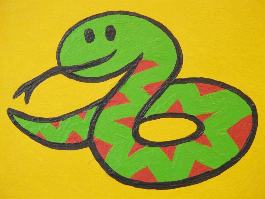 Жизненная мотивация (мышление на миллион) Snake-10