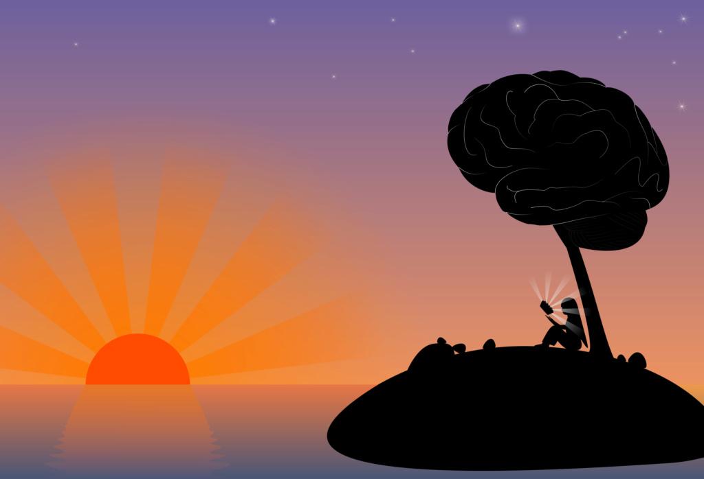 Жизненная мотивация (мышление на миллион) Sunset10